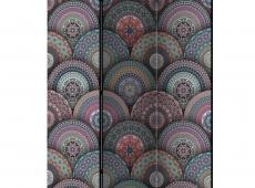 Paraván - Oriental Kaleidoscope [Room Dividers]